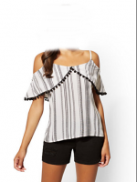 2018 new design blouses and top