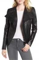 new women  leather jacket