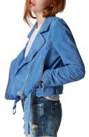 Soft and sophisticated  women leather jacket