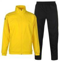 yellow tracksuit