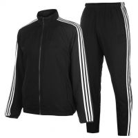 black and white lining   tracksuit for men