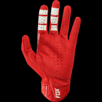 RED  racing gloves