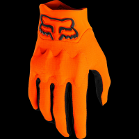STYLISH yellow  racing gloves