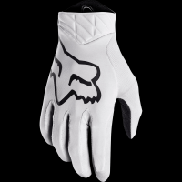 STEAM WHITE  racing gloves