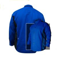 NEW BLUE welding JACKET