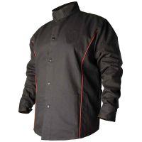 BLACK welding jacket