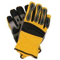 STEM YELLOW  fire gloves