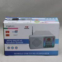 Mini FM Radio with USB/TF/MP3