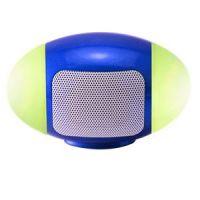 Digital mini speaker with FM radio, USB/Micro SD card port