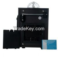 Portable Wooden Box Radio with USB/Micro SD/Remote Control/LED disco light