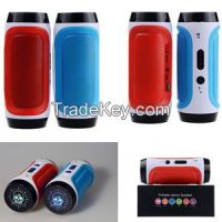 Digital Bluetooth Stereo Speaker with USB/TF/FM Radio