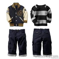 wholesale boy clothes set