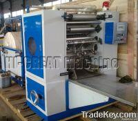 HC-L/N Automatic N-folding towel machine