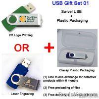 Unique USB Gift Sets