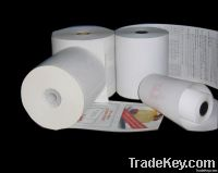 Thermal Cash Register Paper Roll Printing