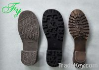 TPR for Leather Shoe Soles