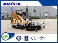 ML526 TRACK LOADER mini skid steer loader attachments loader bachoe