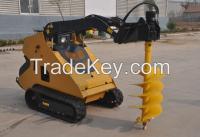 ML525 Mini Skid Steer Loader Made in China like bobcat tractors