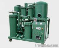 High Vacuum Lubricating Oil Filtration Machine
