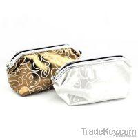 2012 Fashion Glitter Pu cosmetic pouch