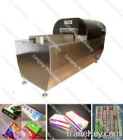 Automatic high speed paper box sealing packing machine