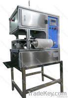 Automatic flex film soap wrapping machine