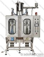 Automatic high speed liquid pouch packaging machine