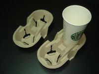 coffee cup carrier
