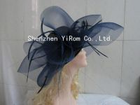 YRSM14083 sinamay hat, church hat, occasion hat, cocktail hat, kentucky derby hat, race hat