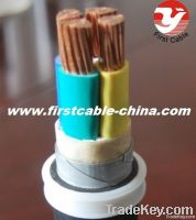 pvc insulated pvc sheath power cable