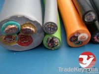 copper rubber Insulated power cable