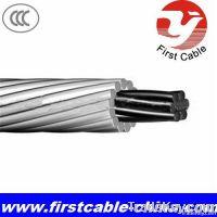 aluminum conductor steel reinforced A1/S2A (acsr)