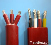 copper conductor control cable