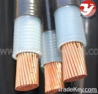 XLPE insulated fire retardance power cable