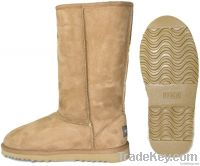 Ladies Sheepskin Footwear