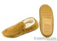 Sheepskin Mens Slipper
