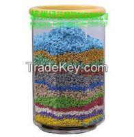 Color EPDM granules
