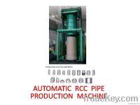 Automatic Concrete RCC Pipe Machine