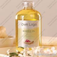 natural jasmine body Massagel Oil