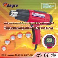 digital lcd display smd Japan motor electric hot air blower heat gun