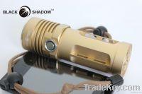 Blackshadow Cree led 3-mode outdoor flashlight  ROOK