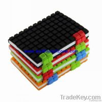 2012 Newest and Promotional Silicone Notebook Cover in A5 Size