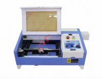 40W 3020 CO2 Laser Engraving Machine Ruida controller DSP