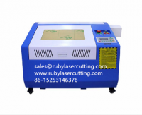 3050/3040 40/50/60W CO2 Laser Engraving Machine