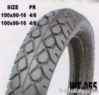 good quality motorcycle tire with certification