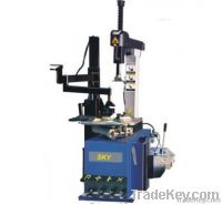 Automatic Tire Changer with Helper