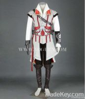 Assassin's Creed II Altair Cosplay Costume