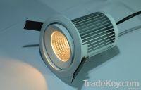 LED recessed downlight COB chip