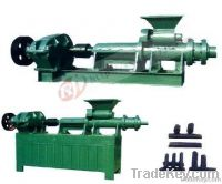 China lead supplier for coal briquette machine