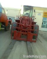 Fork Lifter 4X4 Wheel Loader Type
